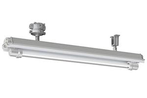 防爆形直管LEDランプ照明器具